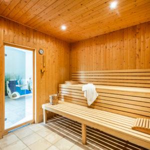 Pharisäerhof Sauna