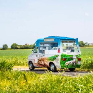 Muku Eis Eiswagen